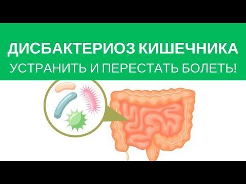 Дисбактериоз Кишечника. Что будет если избавиться?