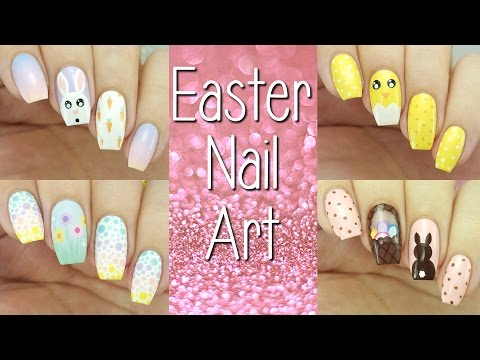 Easter Nail Art Compilation | 2016