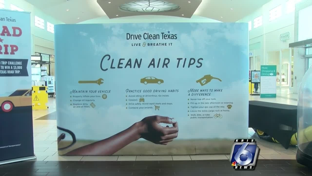TXDoT offers clean air tips for drivers