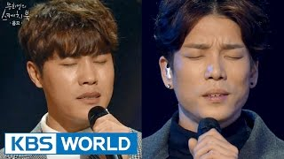 Homme - You Wouldn't Answer My Calls / I don't have a heart [Yu Huiyeol's Sketchbook]