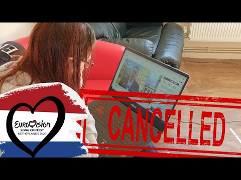 Eurovision 2020 Cancelled   Reaction To James Newman My Last Breath - MV - United Kingdom 🇬🇧