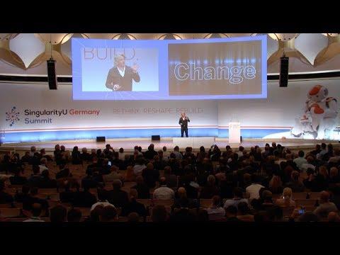 A Future We Want to Live In | Martin Wezowski | SingularityU Germany Summit 2017