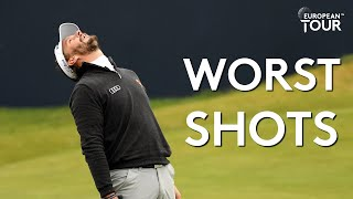 Worst Golf Shots of the Year | Best 2019