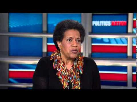 Myrlie Evers-Williams on Politics Nation, Part 2 (TheObamaDiary.com)