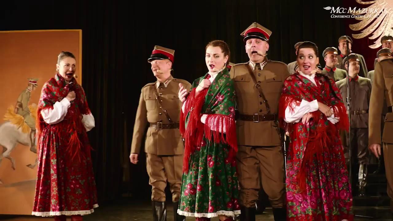 XXIV Forum Humanum Mazurkas - cz1c-koncert  Ułani
