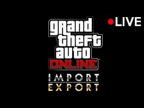 GTA ONLINE IMPORT/EXPORT DLC GAMEPLAY GERMAN #3