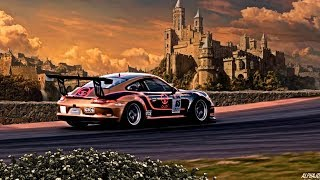 homepage tile video photo for Dream Roads: Porsche 911 GT3 cup speed edit