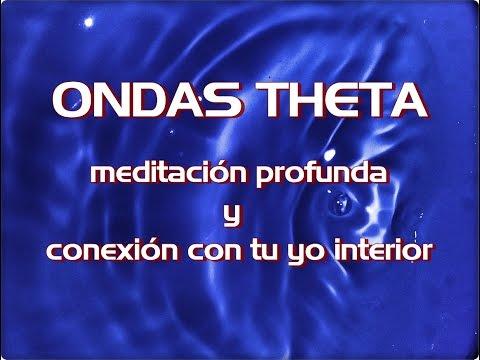 ONDAS THETA - MEDITACIÓN PROFUNDA - conectas con tu yo interior - binaural sound