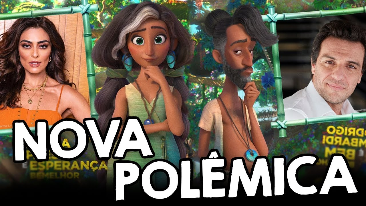 Download SOBRE A POLÊMICA DUBLAGEM DE OS CROODS 2: UMA NOVA ERA...