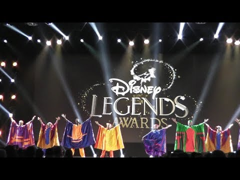 Full Disney Legends Awards Ceremony - D23 Expo 2017 - HD