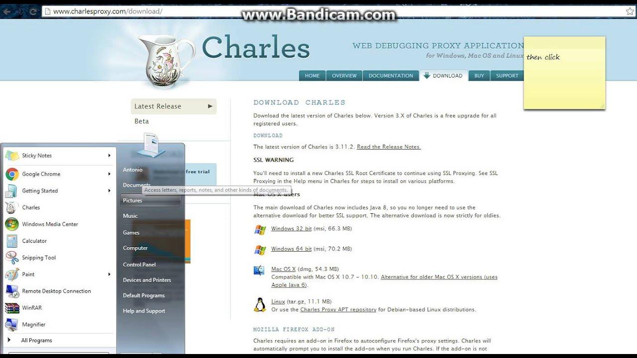 charles proxy 3.11.2
