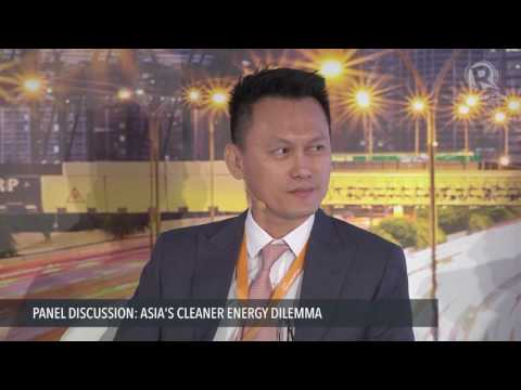 Shell PPT 2017: Panel Discussion – Asia's Cleaner Energy Dilemma