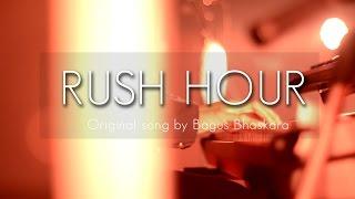 RUSH HOUR - Bagus Bhaskara (Original Song) - Live at #MengejarWaktu Senior Recital