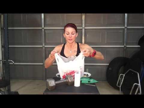 Gym Hack - Homemade Weight Gloves