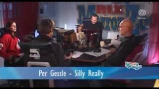 Per Gessle Silly Really Rix FM Radio Premiere