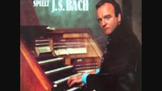 Johann Sebastian Bach Toccata & Fugue in F major (BWV 540). Karl Richter