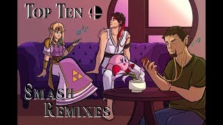 Top Ten Super Smash Bros Ultimate Remixes