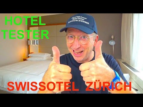 Swissotel Zürich ✨ Hotel Tester Review ✨ MEMBER TEST ✨ Le Club Accor Live Limitless