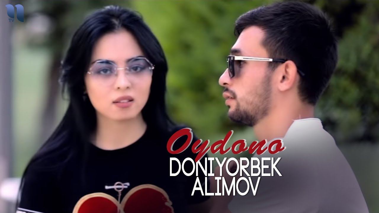 Doniyorbek Alimov - Oydono (Official Music Video)