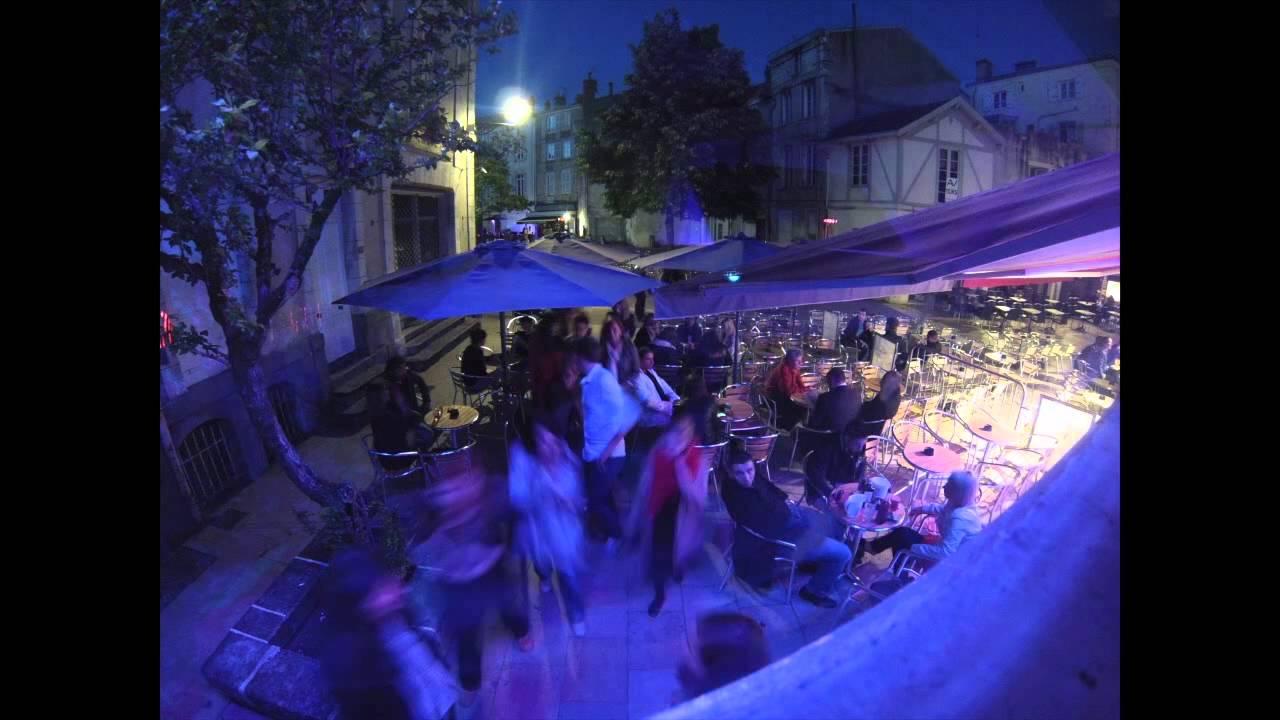 Aper u du bar la terrasse la rochelle youtube - Terrasse et jardin la rochelle ...