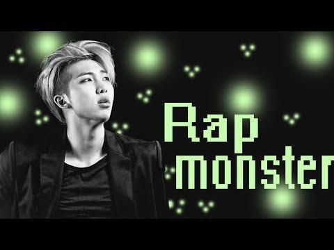 BTS   RAP-MONSTER Факты