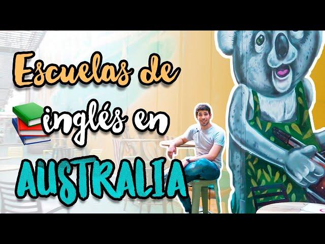 ESCUELAS de inglés en AUSTRALIA - Estudiar en Australia 🇦🇺