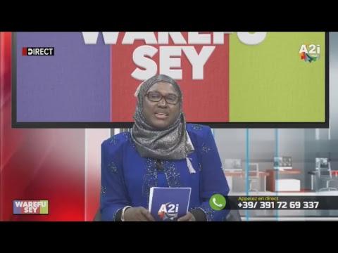Warefu Seuy du 01 septembre 2018