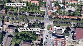 Braquage et prise d'otages à Roubaix