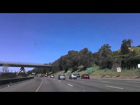 Drive to Oakland Zoo