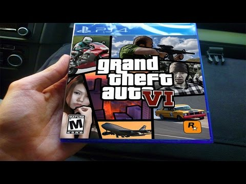 GTA 6 CONFIRMED! GTA 6 LEAKS, RELEASE DATE & MORE (GTA 5)