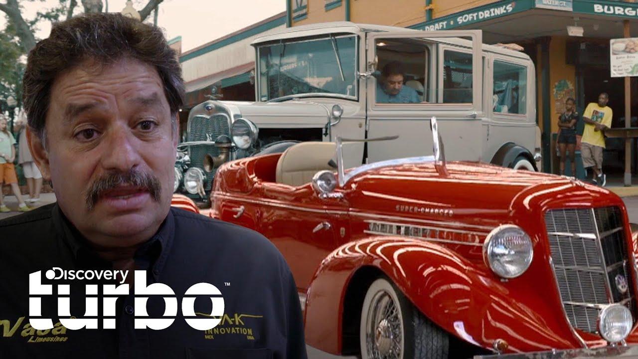 Duas grandes restaurações de carros antigos | O melhor de Mexicânicos | Discovery Turbo Brasil