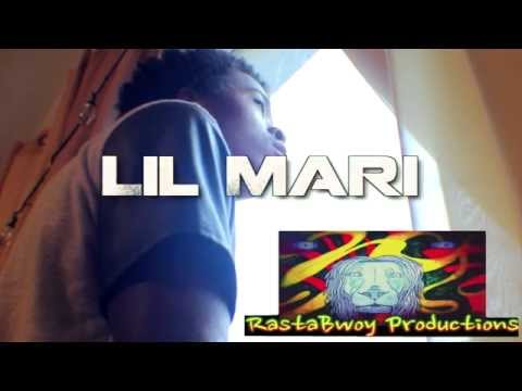 """Lil Mari """"5 On It"""" Freestyle [Shot by @RastaBwoyKell]"""