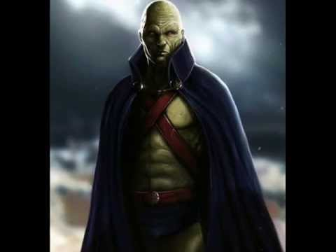 Grudge Match 9: Martian Manhunter vs Vision - YouTube