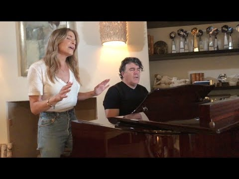 Celine Dion - Because You Loved Me (LeAnn Rimes Cover)  (The LovE Sessions)