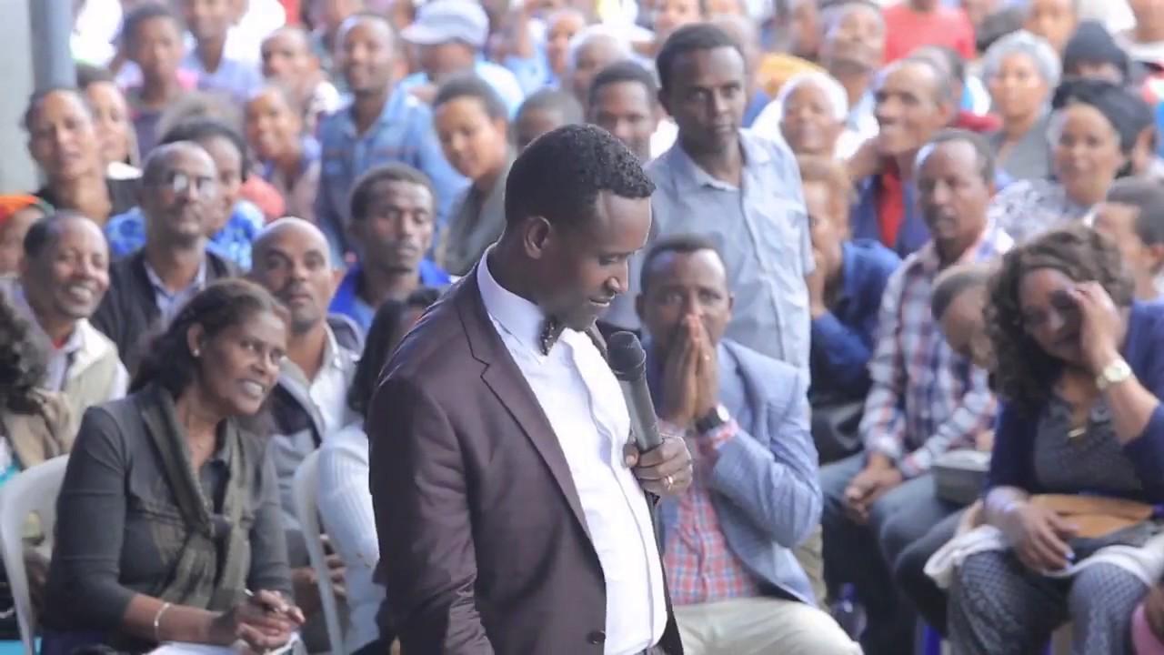 Funny Ethiopian pastor