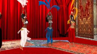 Arabic Party - Belly Dance RFL