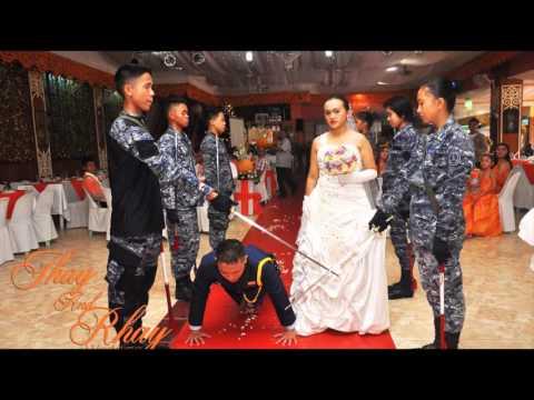 coastguard military wedding (PAMAGAN & CATALAN)