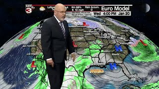 Rob's Weather Forecast 6pm Part 2  1-16-21