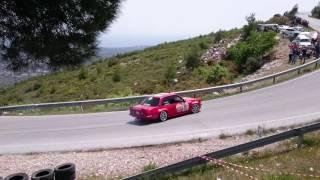 Dionisos Hillclimb 2017 Drift Opel Ascona