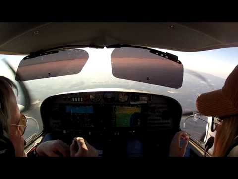 DA42-VI IFR Biggin Hill to Biarritz