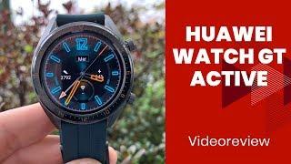 Recensione Huawey Watch GT Active
