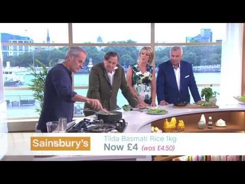 Phil Vickery's Spicy Summer Curry  This Morning