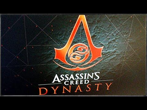 Assassin's Creed: Япония (Dynasty) - ПОКАЗАЛИ АССАСИНА в ЯПОНИИ? Возможный слитый кадр из игры?