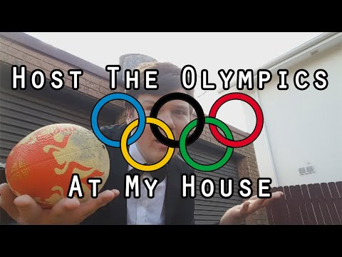 Have The Olympics At My House