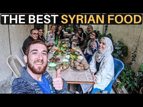 THE BEST SYRIAN