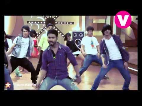V Dil Dosti Dance - ABCD stars on Channel V