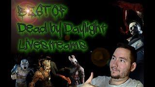 BEST OF Dead by Daylight Livstream|German| FabTastic| Deutsch Horror Game