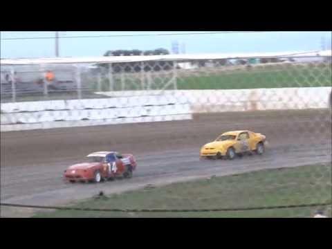 I-76 Speedway - Hornet Heat Race - July 16, 2016