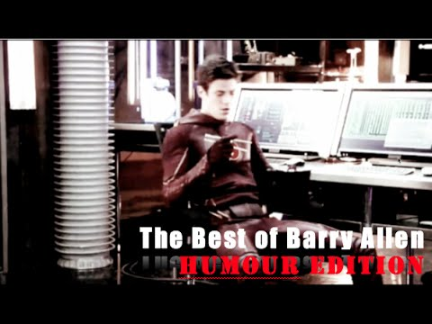 • The Best of Barry Allen •