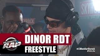 Dinor Rdt - Freestyle #PlanèteRap